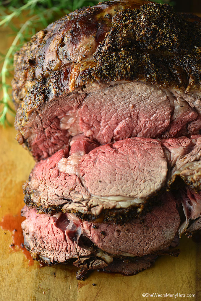 Prime Rib Roast Recipe She Wears Many Hats