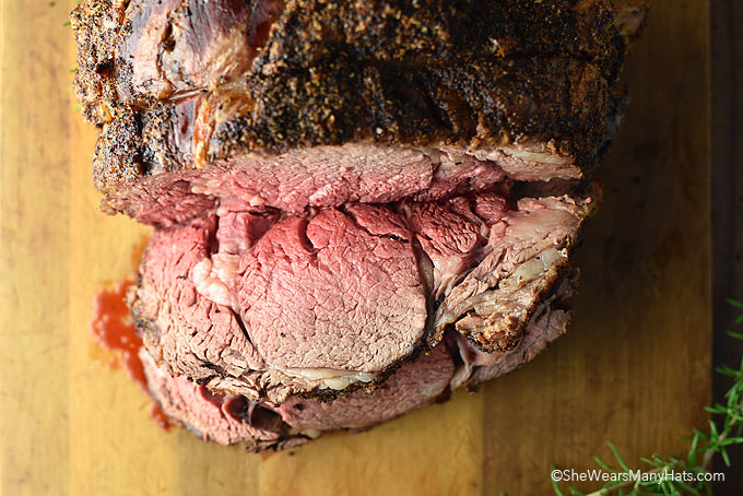 Prime Rib or Standing Rib Roast Recipe