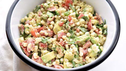 Silver Queen Corn Salad Recipe