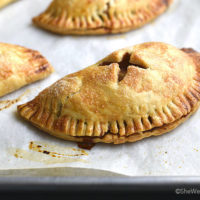 Homemade Baked Apple Hand Pies Recipe