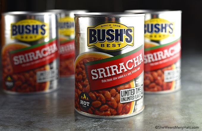 Bush's Sriracha Beans