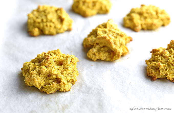 Sage cookies recipe