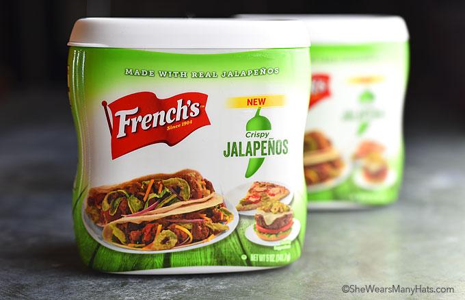 French's Crispy Jalapeños