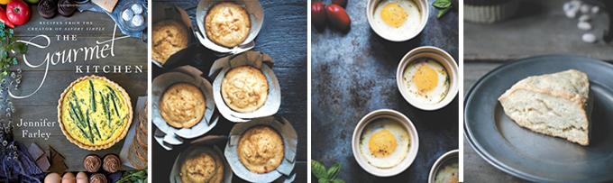 The Gourmet Kitchen Cookbook