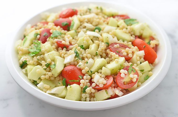 tomato couscous recipe