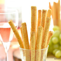 Spicy Southern Cheese Straws
