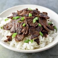 Easy Bulgogi Recipe