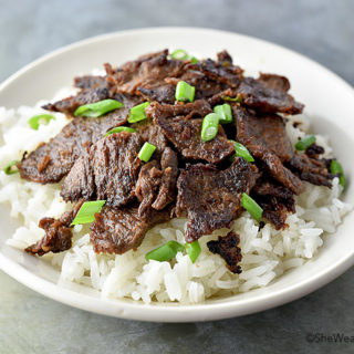 Easy Bulgogi Recipe | shewearsmanyhats.com