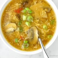 Easy Hot and Sour Soup