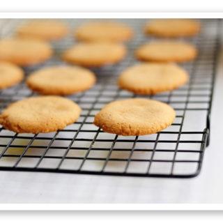 Basic Peanut Butter Cookie Recipe